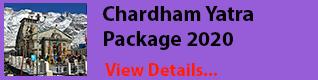 Chardham Yatra Package