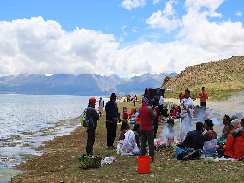 Registration For Kailash Mansarovar Yatra