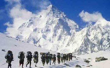 Kailash Mansarovar Pilgrims Cross Over To China