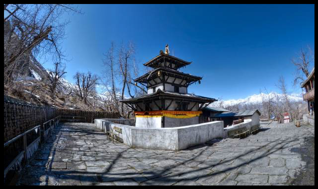 Muktinath Pashupatinath Temple Tour Package