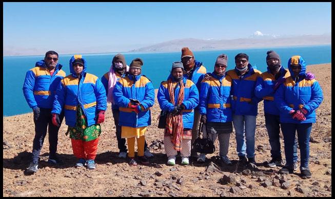 कैलाश मानसरोवर की यात्रा लखनऊ