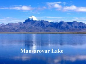 Mansarovar Lake the land of Spiritual Beauty