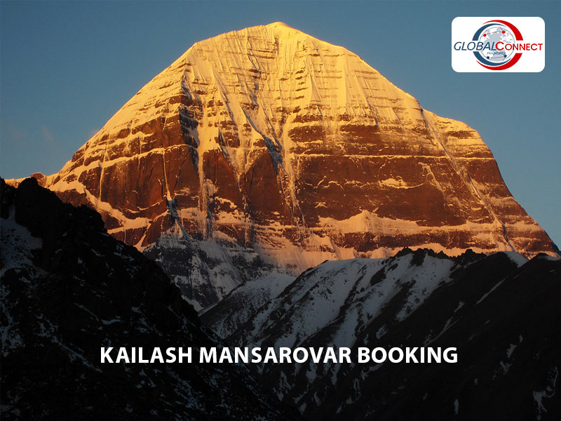 Kailash Mansarovar online booking