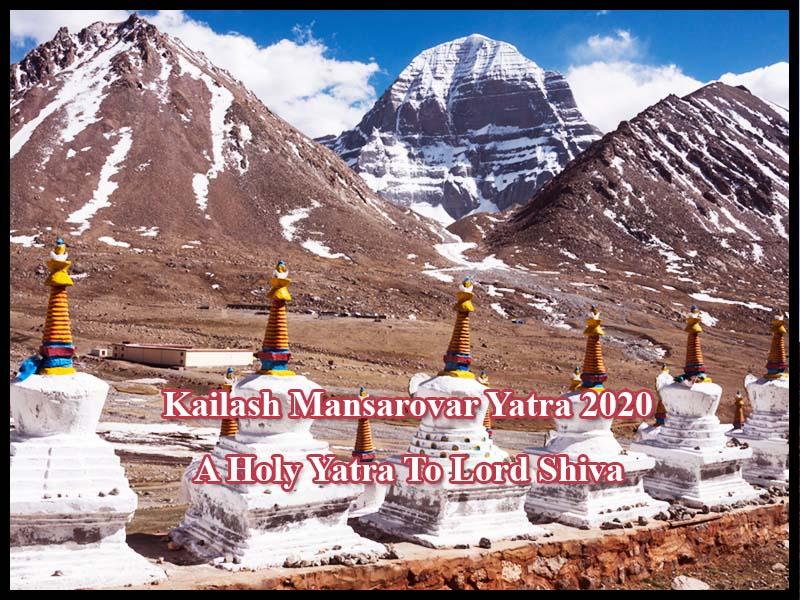 Kailash manasarovar yatra 2020
