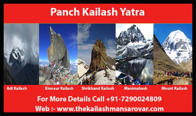 Panch Kailash Tour Package